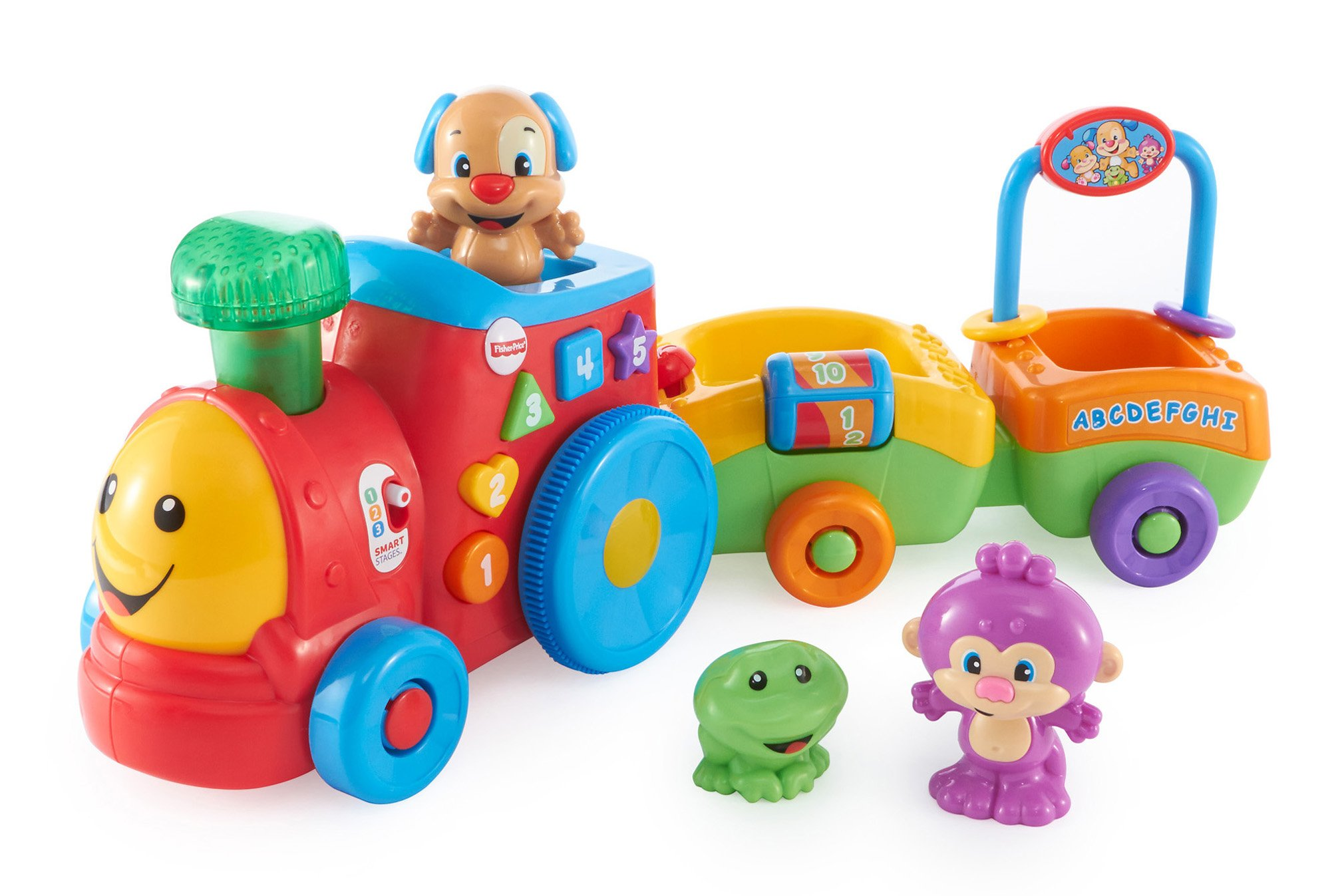 Fisher-Price Laugh & Learn Smart Stages Puppy's Smart Train by Fisher-Price (Image #21)
