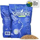 Petfactor USDA Certified 100% Natural Bamboo Eco-Friendly Compostable Cat Litter Ultra Odor Control