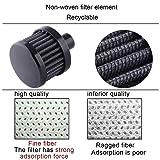 SPEEDWOW CCV Open Breather Kit Filters