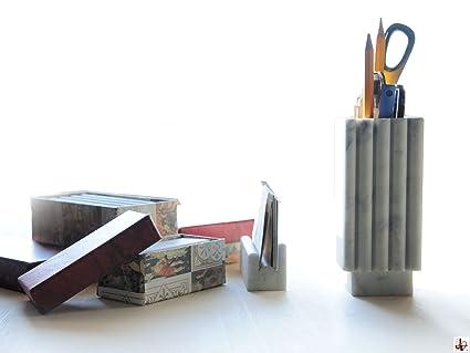 Bernini card set ensembles de bureau cart de visit et porte