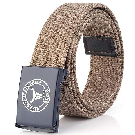 Lostryy-Cinturón para Hombres y Mujeres/Cinturones de Regalo ...