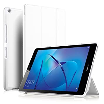 official photos 9642e 6619e IVSO Huawei MediaPad T3 8.0 Case Slim Smart Folio Flip Stand Case ...