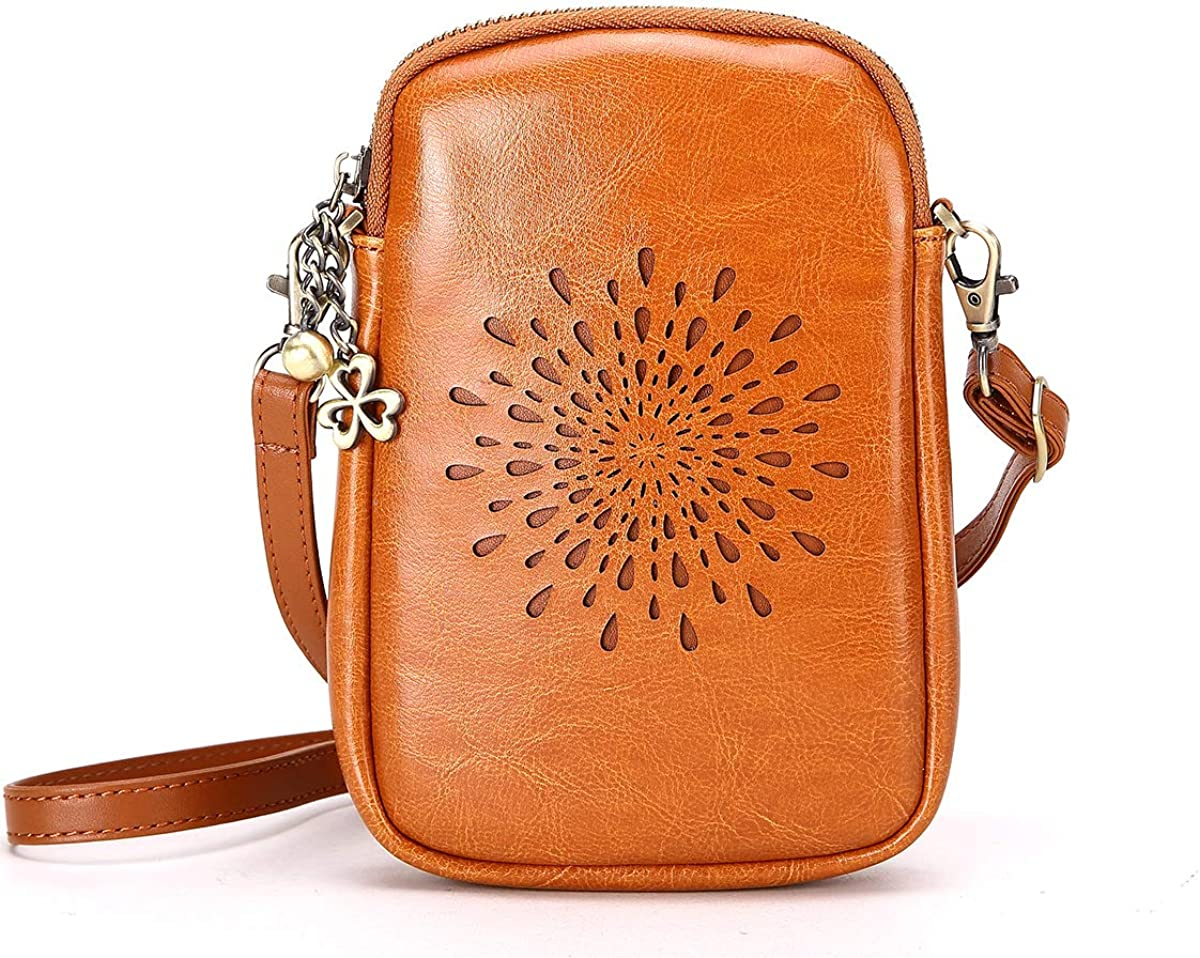 NEVEROUT Women's Leather...