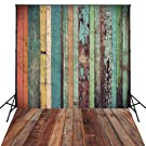 4x6ft Wood Backdrop Photography backdrops Background Baby Shower Backdrop Brown Wood Backdrop D-7570