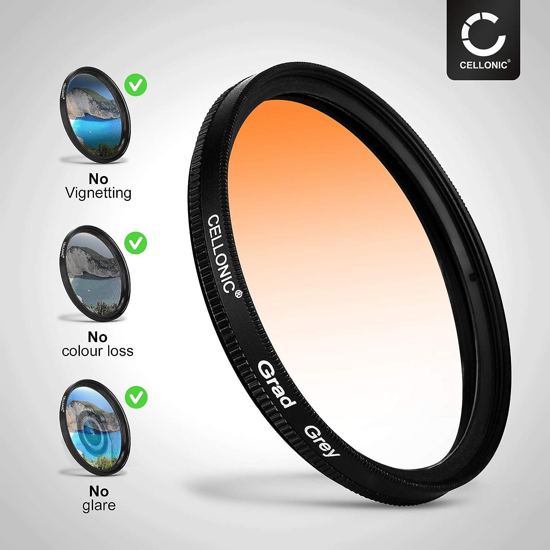 40.5mm Farbverlaufsfilter für Olympus