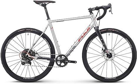 Bicicleta de carretera Gravel Bike Fuji Jari 1.5 2018 – 54 cm ...