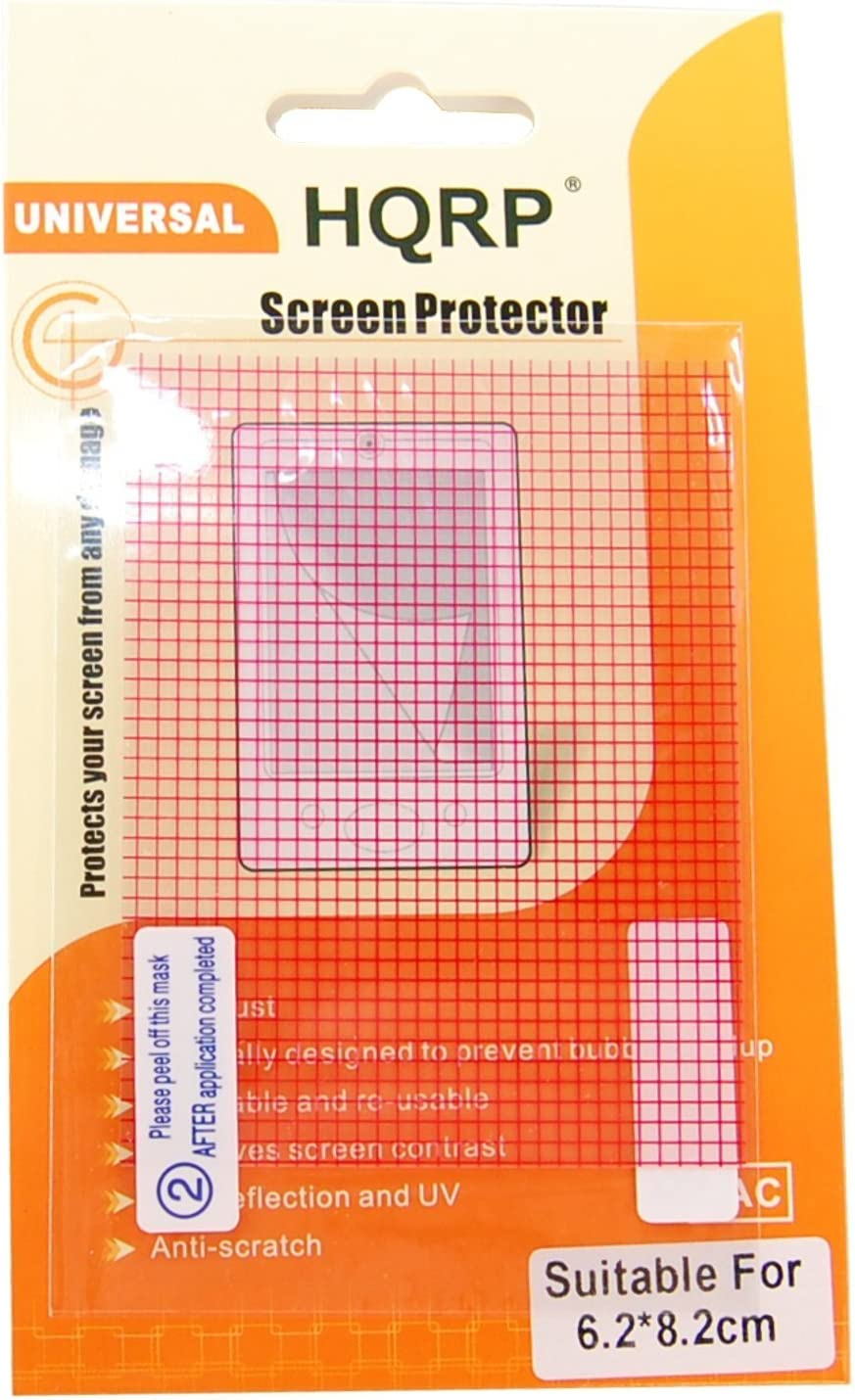 ZR900 ZR90 ZR950 Camcorder plus HQRP LCD Screen Protector HQRP IEEE 1394 4pin to 4pin Cable//Cord compatible with Canon ZR850 ZR930