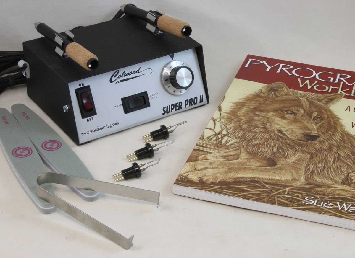 Colwood Super Pro II Woodburning KIt