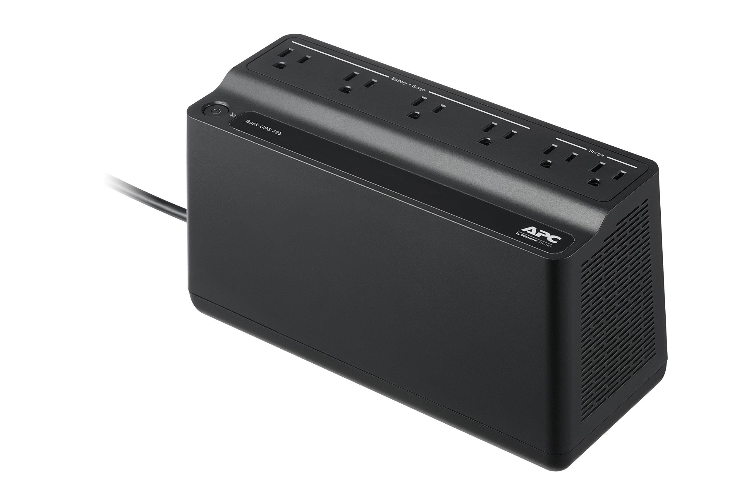 APC UPS Battery Backup & Surge Protector 2