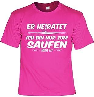 Hochzeit & Besondere Anlässe Junggesellenabschied T-shirt Jga Hochzeit Individuell Witzig Lustig Sprüche Gag