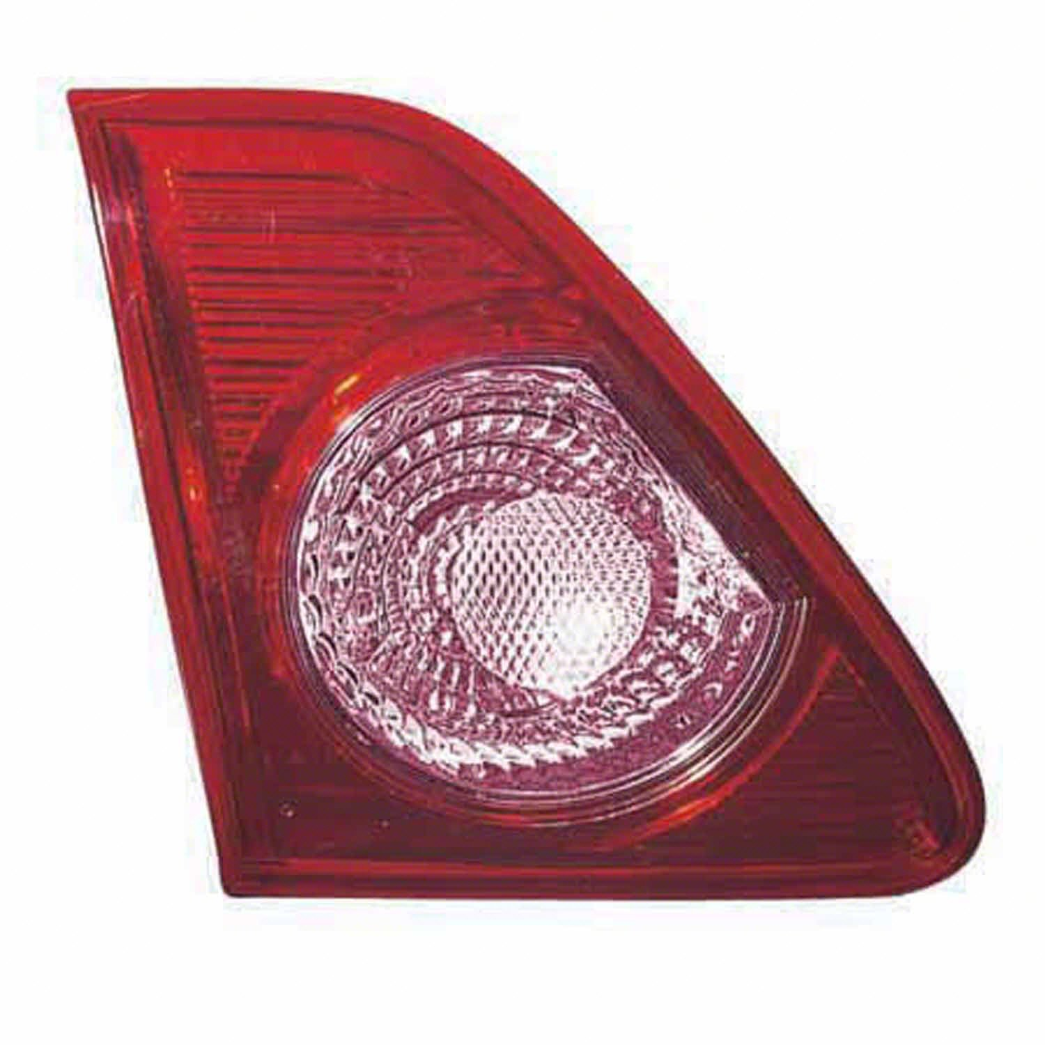 GetAllParts New Aftermarket Driver Side Rear Back Up Lamp Assembly 8159002190