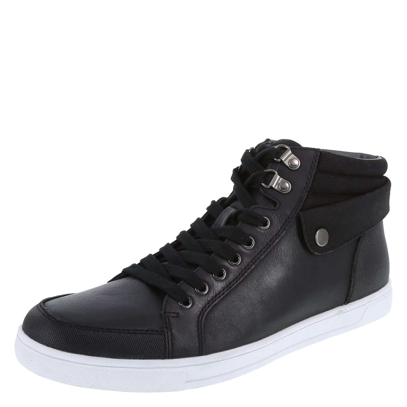 Airwalk Men's Black Men's Ian High-Top 11 Regular by Airwalk (Image #1)