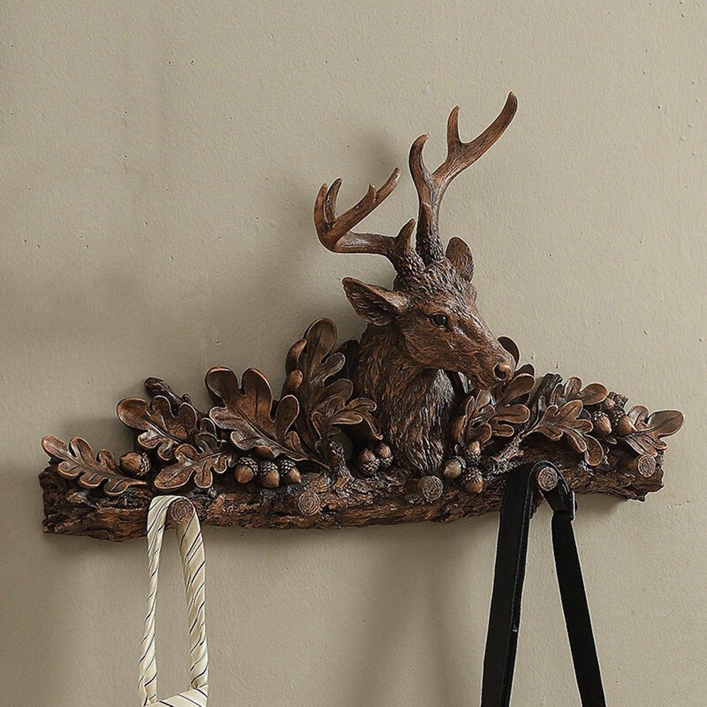 Resin Hooks Hood Walls / Door Clothes Bedroom Walls Hanging Hanger / Shelf Wall Decorations