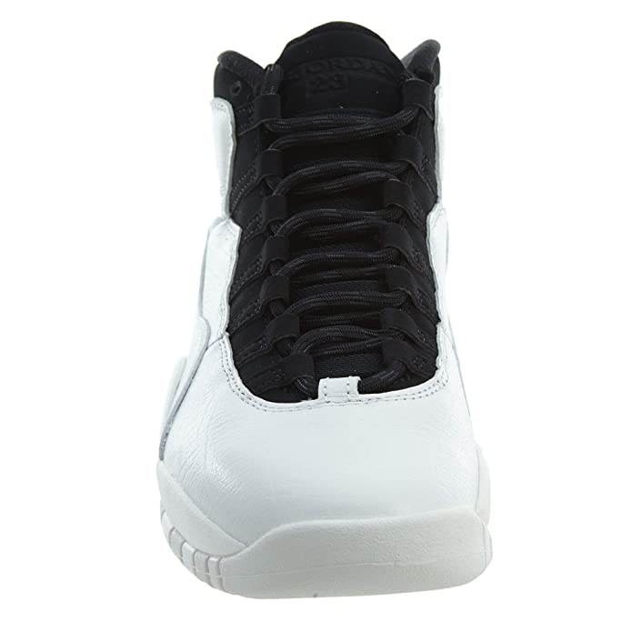 new concept 42d3c 45fd0 Amazon.com   Nike Air Jordan Retro 10 Mens Hi Top Basketball Trainers 310805  Sneakers Shoes   Fashion Sneakers