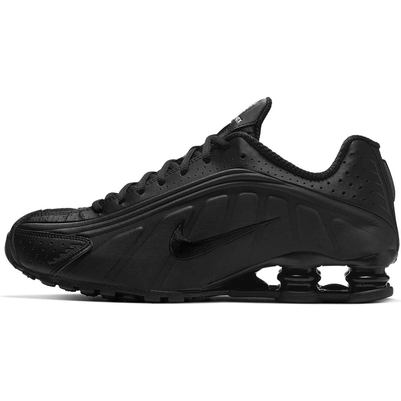 Nike Sportswear SHOX R4 Sneakers basse blackwhite