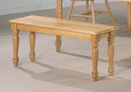 Merveilleux Coaster Home Furnishings Country Bench, Natural