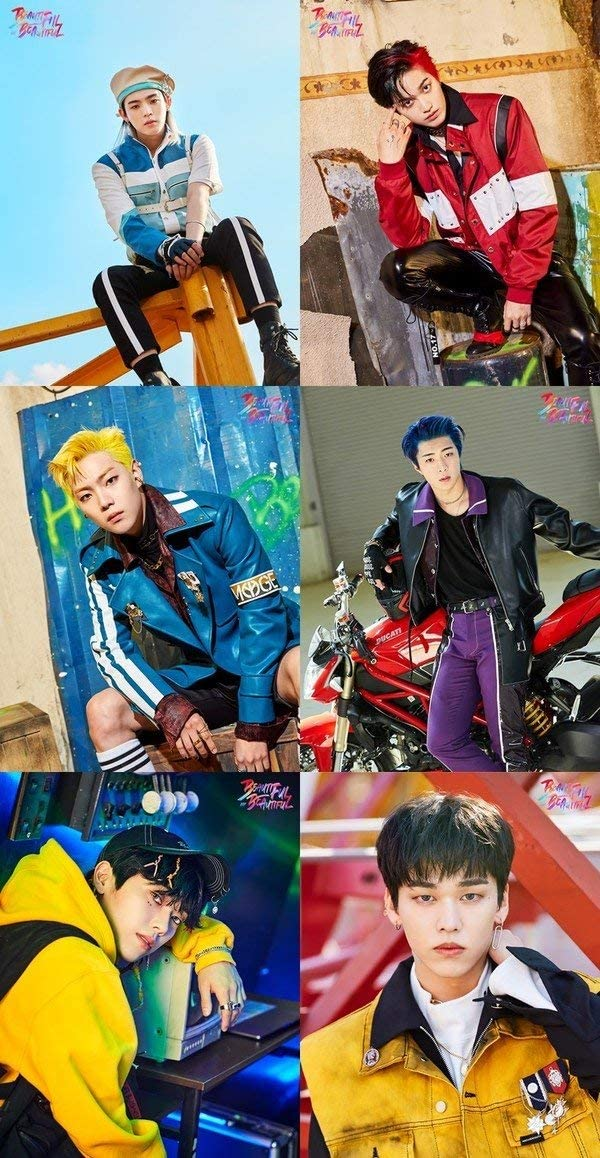 ONF ONF:My Name 1st Album B Version CD+72p Booklet+3p PhotoCard+1p  NameCard+Message PhotoCard Set+Tracking Kpop Sealed Home Décor Home &  Kitchen abehome.co.jp