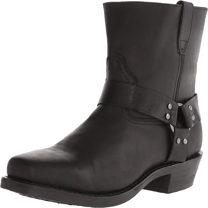 60s Mens Shoes | 70s Mens shoes – Platforms, Boots Dingo Mens Rev Up Western Boot $143.95 AT vintagedancer.com