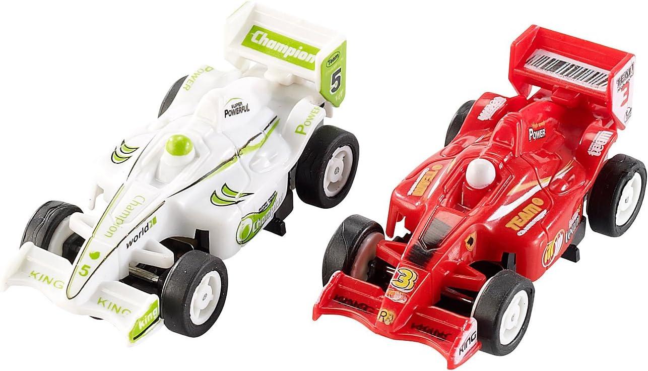 2 voitures suppl/émentaires pour valise circuit de course