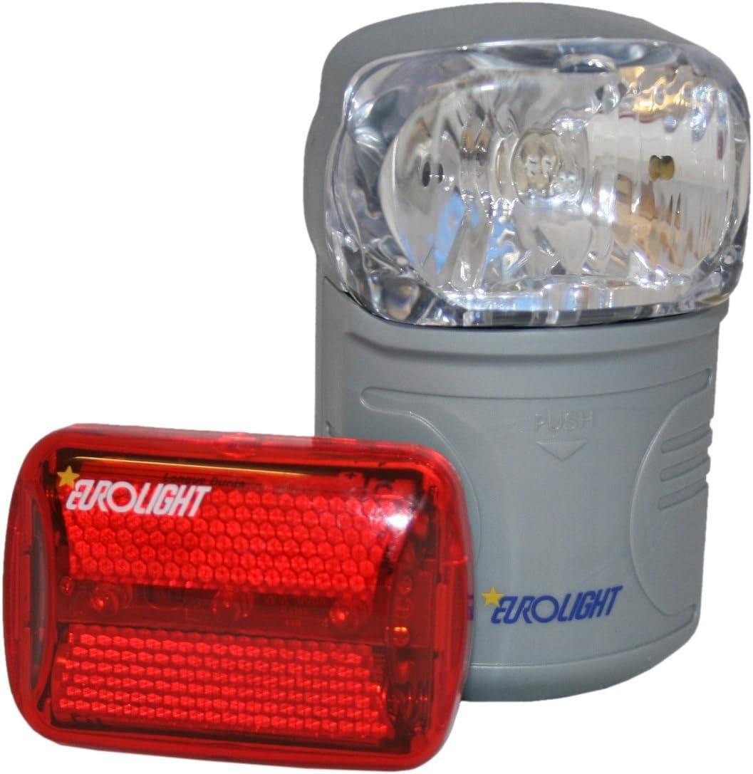 Eurolight Cyclelight  FRONT  LED Bike Light