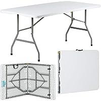 Hartleys Table Pliable180cm - Intérieure/Extérieure/ - Marche/Mariage/Buffet/Jardin