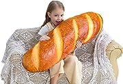 Un divertente cuscino a forma di panino per rendere più allegra la tua camera o il tuo salotto!