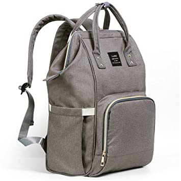 109773df8c5f Ticent Baby Diaper Bag, Multi-Function Waterproof Travel Backpack Nappy  Back Pack Bags for Baby Care...