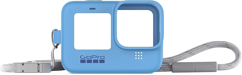 Hülle Trageband Blau Offizielles Gopro Zubehör Kamera