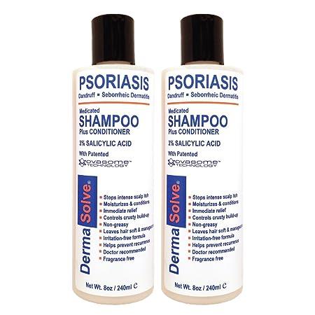 Dermasolve Scalp Psoriasis Shampoo