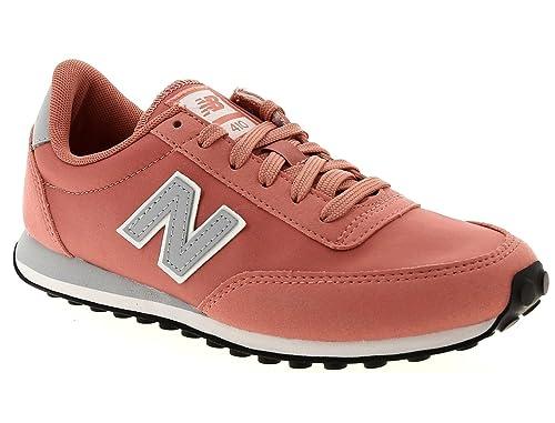 New Balance Zapatillas Mujer WL410 DPG Rosas T-39: Amazon.es: Zapatos y complementos