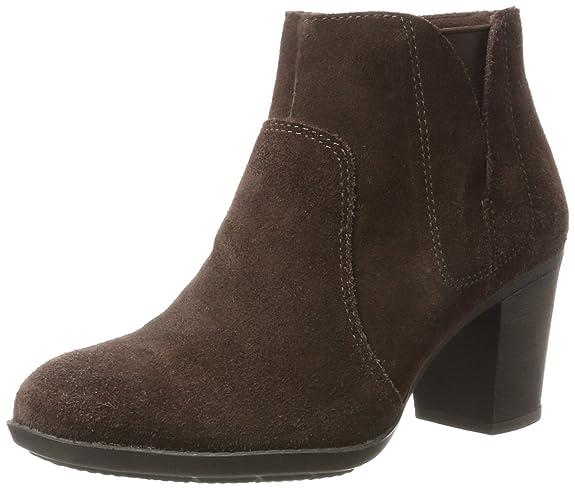 Clarks Enfield Senya, Las Botas de Vaquero para Mujer: Amazon.es: Zapatos y complementos
