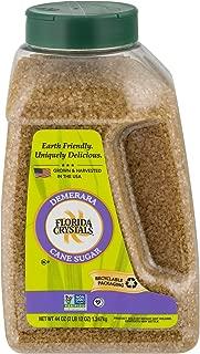 product image for Florida Crystals Demerara Sugar 44 oz (Pack Of 4)