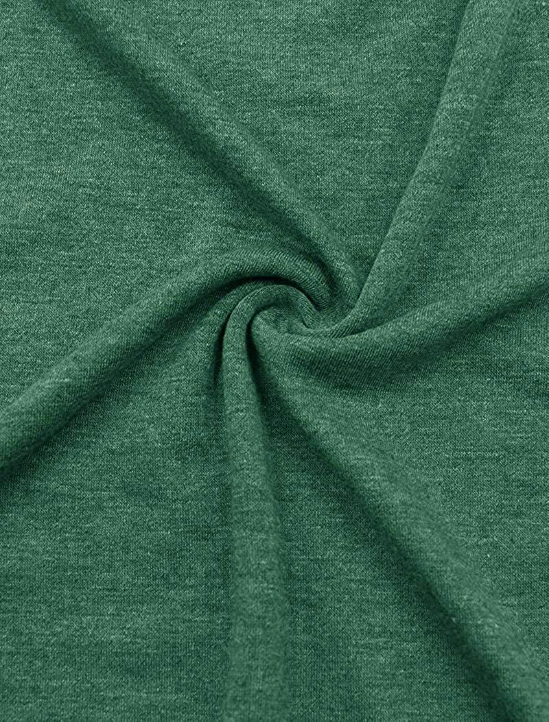 Evelife T-Shirt Donna Tinta Unita Tee Camicetta Casual Girocollo Maglietta Manica Maniche Corta Top Estate Camicia
