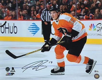 72b88c9fb Nolan Patrick Signed 16x20 Philadelphia Flyers Photo BAS at Amazon s ...