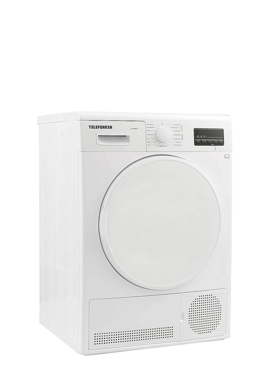 Telefunken T-11-300-W - Secador de condensación (7 kg, protección ...
