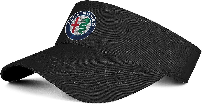 Sun Sports Visor Hat McLaren-Logo- Classic Cotton Tennis Cap for Men Women Black