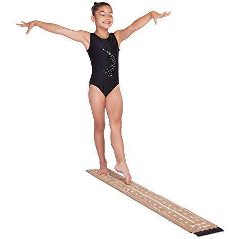 fcddf77e5 Amazon.com   Springee Guideline 5 ft Balance Beam - Lightweight ...