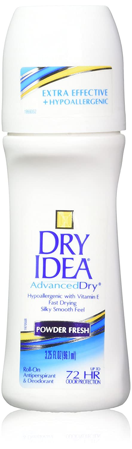 Amazoncom Dry Idea Antiperspirant Deodorant Powder Fresh 325