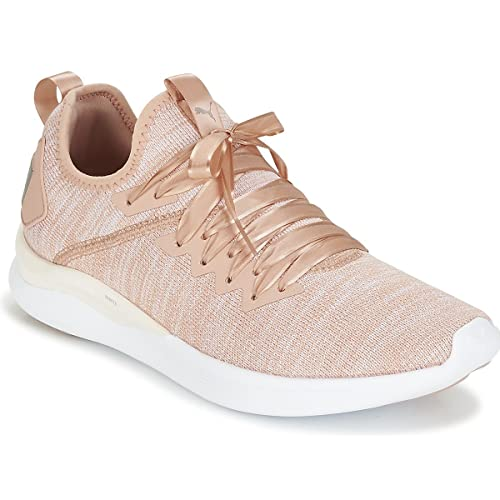 d11e4517fc3d34 Puma Ignite Flash Evoknit Roze Sneakers Dames Size 41 Pink  Amazon.co.uk   Shoes   Bags
