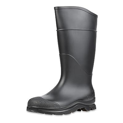 "Servus Comfort Technology 14"" PVC Soft Toe Men's Work Boots: Home Improvement"