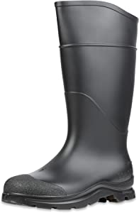 "Servus Comfort Technology 14"" PVC Soft Toe Men's Work Boots"