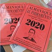 Almanaque El Firmamento 2020: Amazon.es: Castillo y Ocsiero, Mariano: Libros