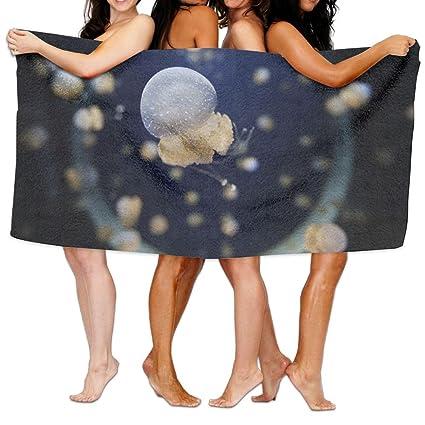 Unisex espacio Jelly playa toallas de baño toallas toallitas para Teen Girls adultos toalla de viaje