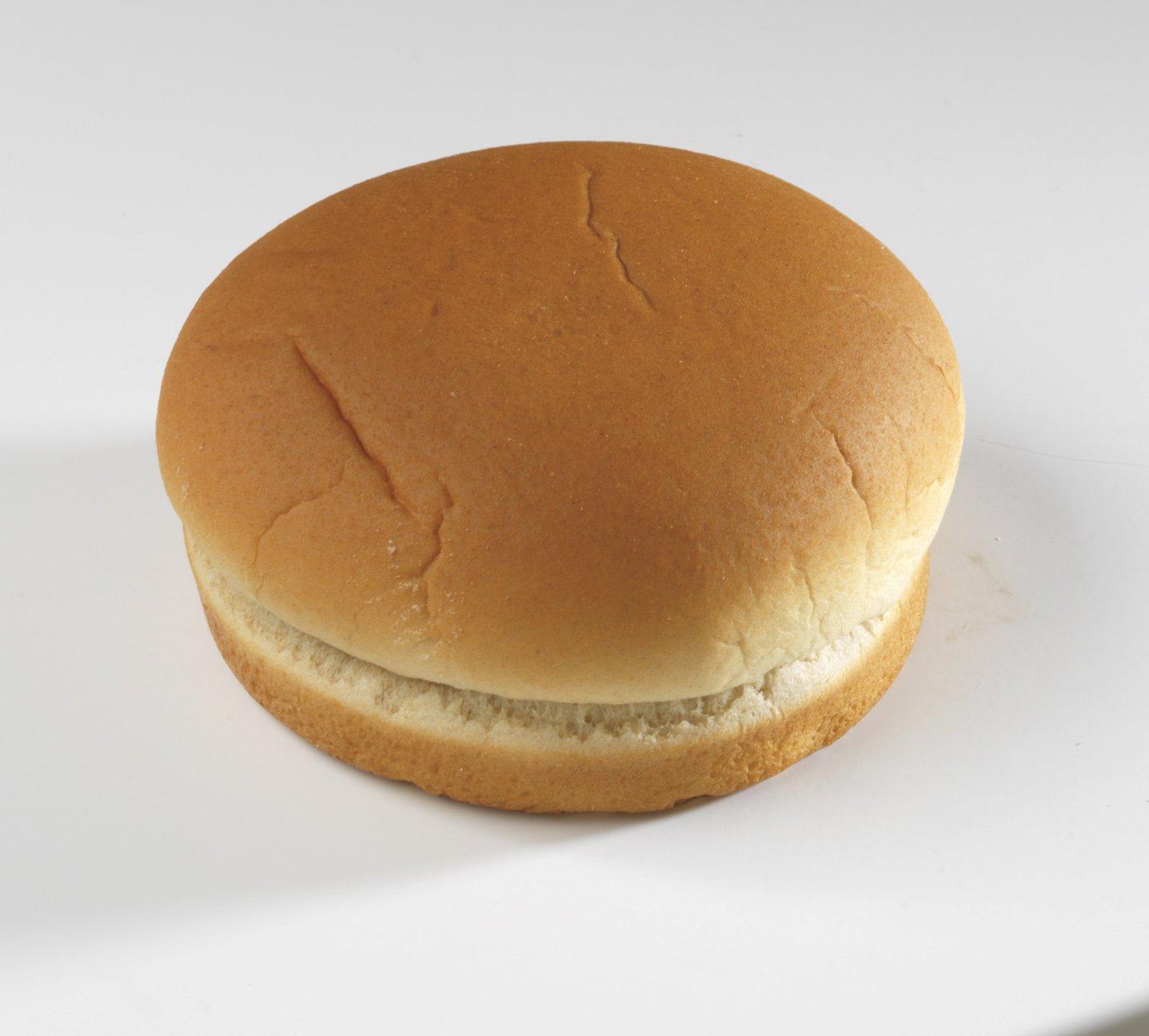 Whole Grain Hamburger Bun, 3.5'', sliced, (Pack of 120)
