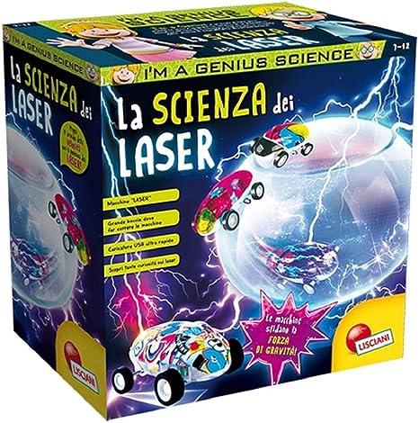 I/'m a Genius La Scienza nel Buio Lisciani Giochi 83879