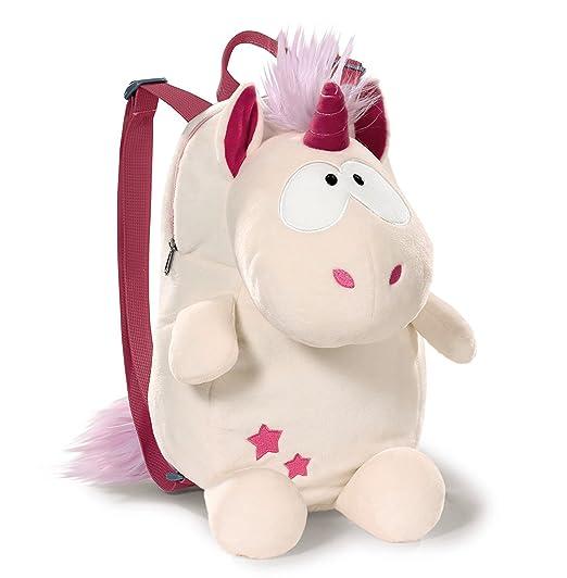 Amazon.com: NICI Unicorn Theodor Figurine Shaped Plus Backpack: Toys & Games