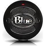 Micrófono (renovado) Blue Snowball iCE - Soporte no incluido, color negro