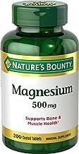 Nature's Bounty Magnesium