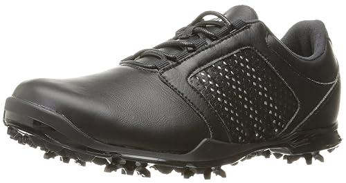 designer fashion 56c9e 61b6f adidas Womens W Adipure Tour CblackSIL Golf Shoe, Black, ...