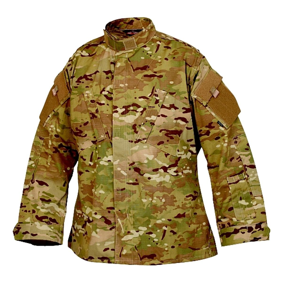 Tru-Spec 1298 Tactical Response Uniform Shirt, MultiCam Atlanco TS1298